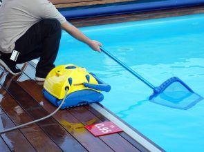Automata medence porszívók medencetisztításhoz