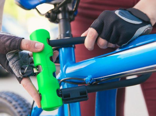 A kerékpár zár választás és használat rejtelmei