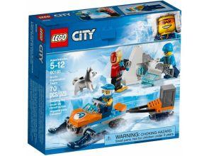 LEGO City készletekkel játszva taníthatja és fejlesztheti gyermekét