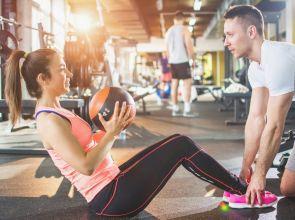 Hozza magát formába személyi edzéssel az új évben is!